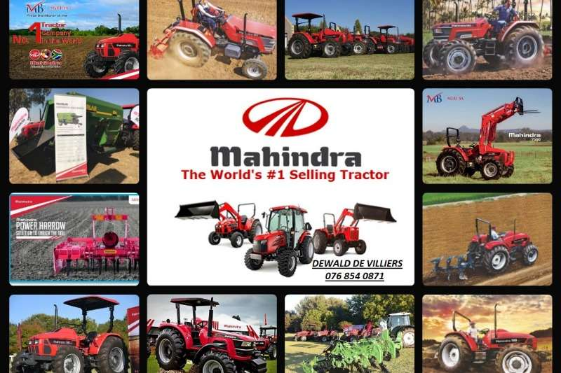 Other Tractors MAHINDRA 2019