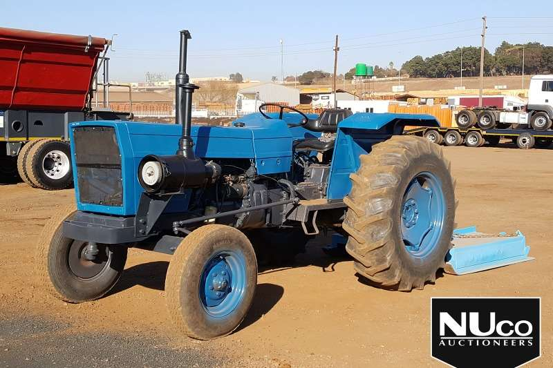 Other Tractors TRACTOR PLUS SLASHER