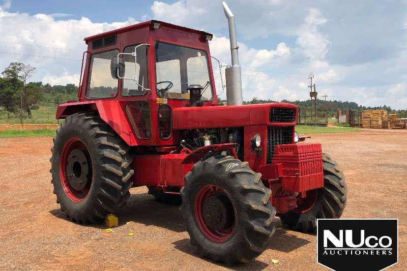 Other Tractors VOLVO 2654 TRACTOR