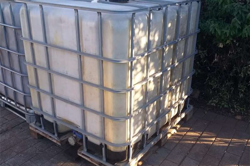 Used Industrial Flowbins Other
