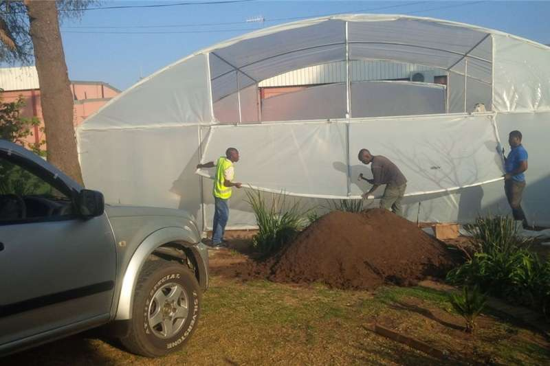 Other Vegetable Greenhouse tunnels Bethlehem 0623927267