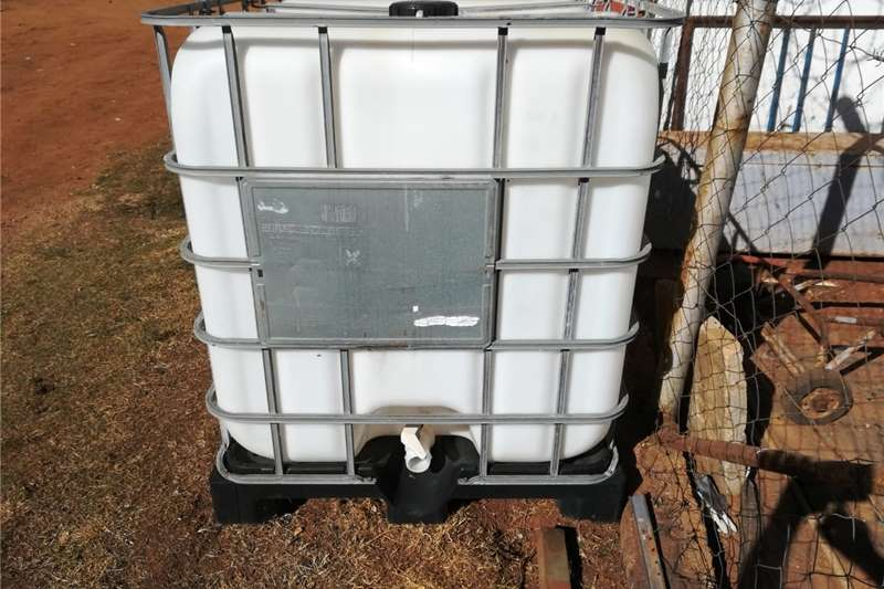 Other water tank 1000 L