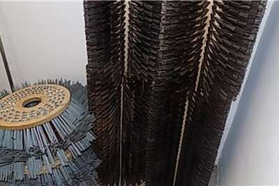 Wire Brush Steel Spiral Brush Roller Other