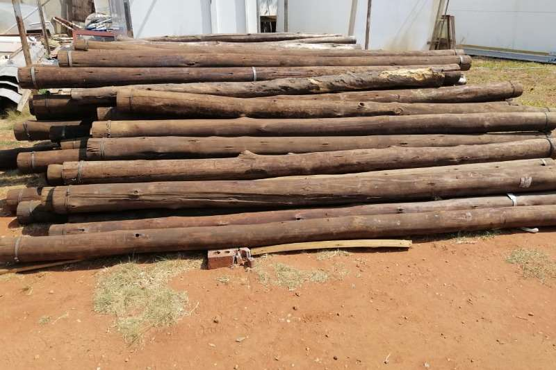 Other Wooden Poles