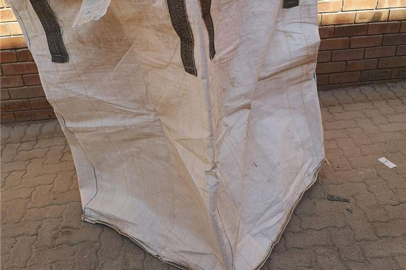 Pack house equipment Packaging material 1 Ton Bulk Bags