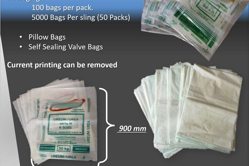 Pack House Equipment Packaging Material 50Kg Bags For sale