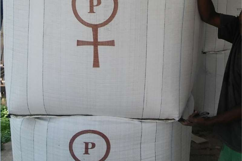 Pack house equipment Packaging material Bulk Bags for sale