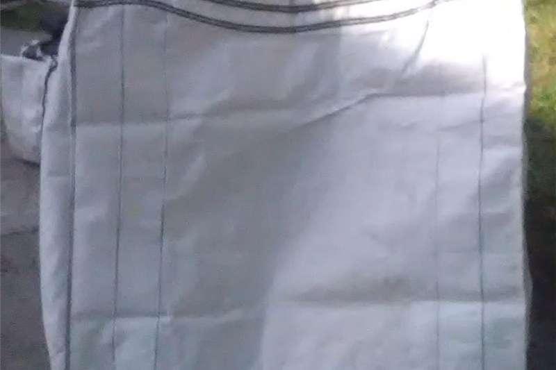 Pack house equipment Packaging material Bulk Bags used