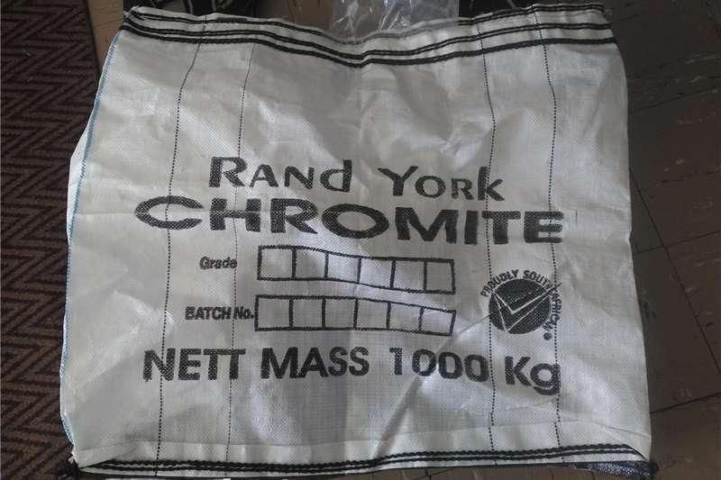 Pack house equipment Packaging material Bulkbags