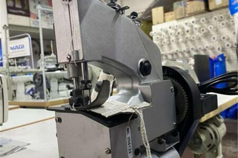 Packaging machinery  Brand new Bag closing machines Packhouse equipment