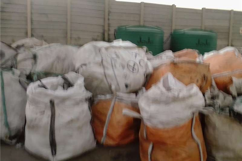 Packaging materials 1Ton bulkbags for silica mines Packhouse equipment