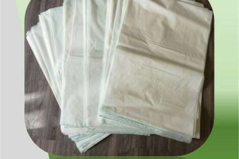Packhouse equipment Packaging materials 50Kg Bags For Sale