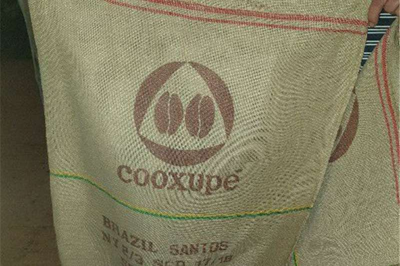 Packhouse equipment Packaging materials 60kg hessian and jute bags for sale