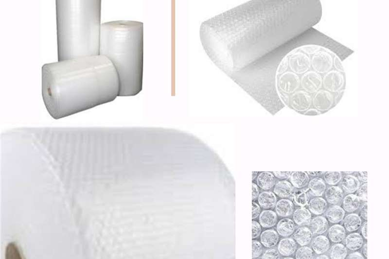 Packaging materials Bubble Wrap Packhouse equipment