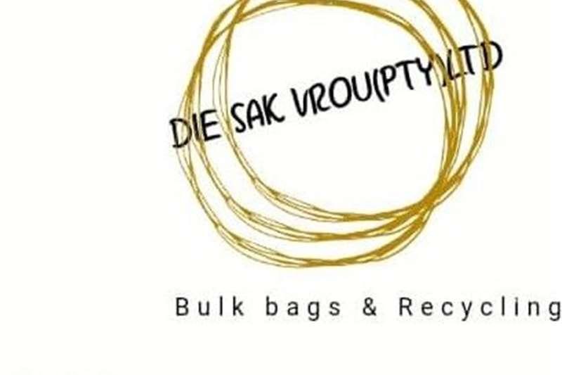 Packaging materials DIE SAK VROU   OWESIFAZANE WESIKHWAMA Packhouse equipment