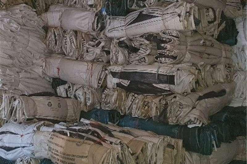 Packhouse equipment Packaging materials Grain Bags