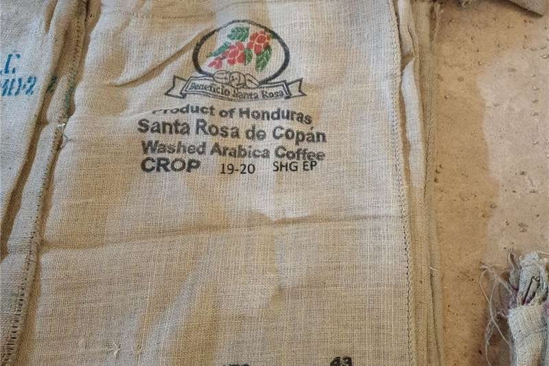 Packaging materials Hessian and Jute Bags for Sale Packhouse equipment