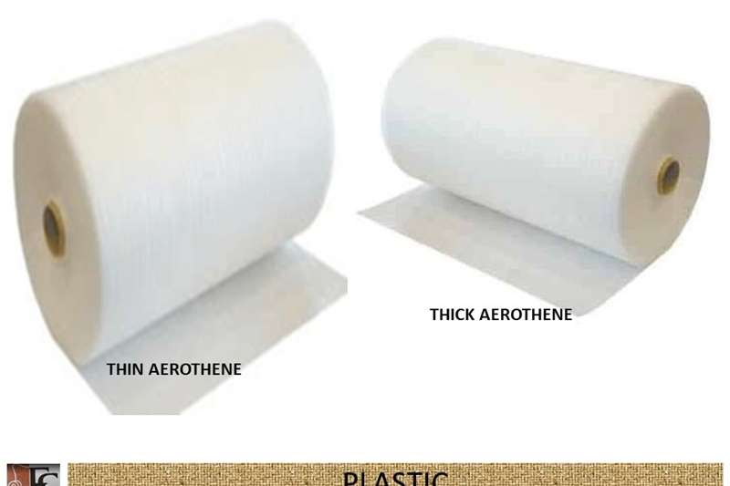 Packaging materials PLASTIC FOR SALE! Packhouse equipment