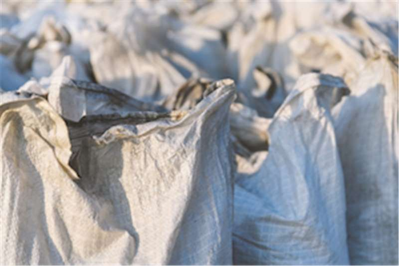 Packaging materials Polypropylene bags   50kg second hand for sale Packhouse equipment