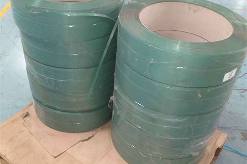 Packhouse equipment Packaging materials Signode Tenax pallet strapping