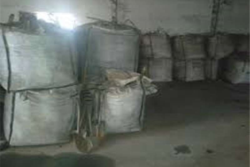 Packaging materials Used 1 Ton Bags Packhouse equipment