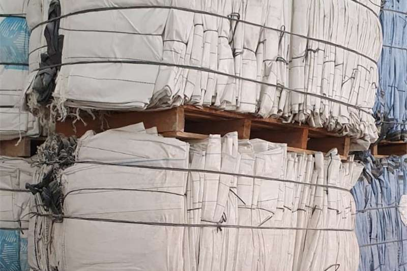Packhouse equipment Packaging materials Used 1 Ton Bulk Bags For Sale (High Quality)
