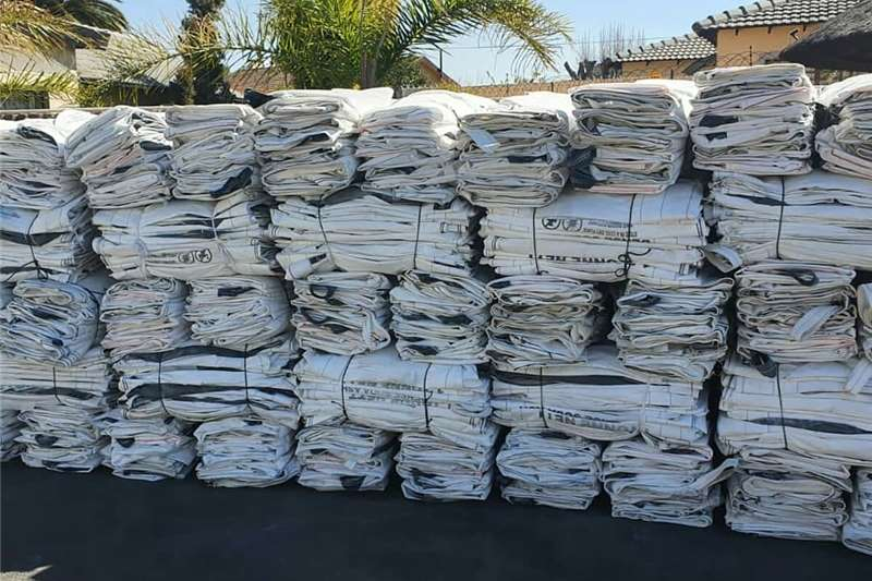 Packaging materials Used Industrial Bulk Bags For Sale Packhouse equipment