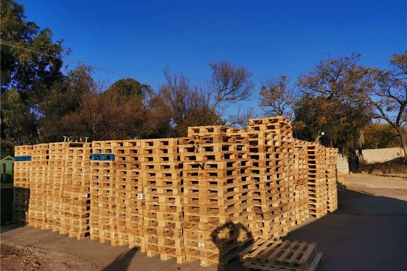 Pallets A+ Grade Heat treated Heavy duty Euro pallets for Packhouse equipment
