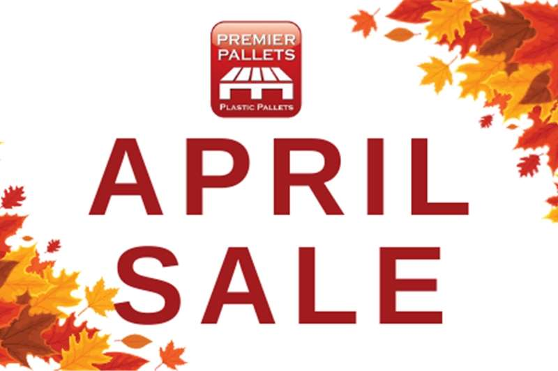 Pallets April Sale   Now been extended Packhouse equipment