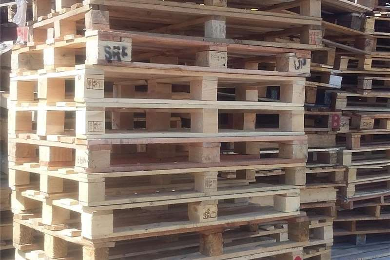 Packhouse equipment Pallets cheap and affordable pallets we sell brand new and