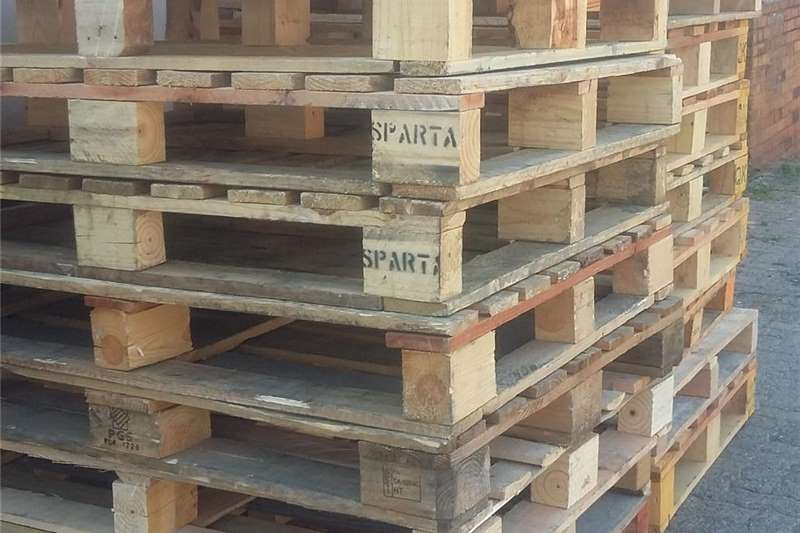 Pallets cheap and affordable pallets we sell brand new and Packhouse equipment