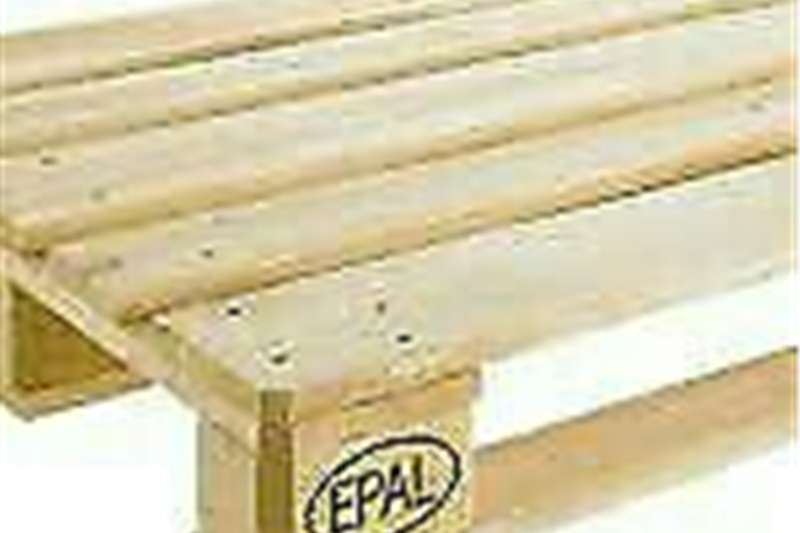 Packhouse equipment Pallets HEAVY DUTY  EURO PALLET AND LIGHT ONE FOR SALE