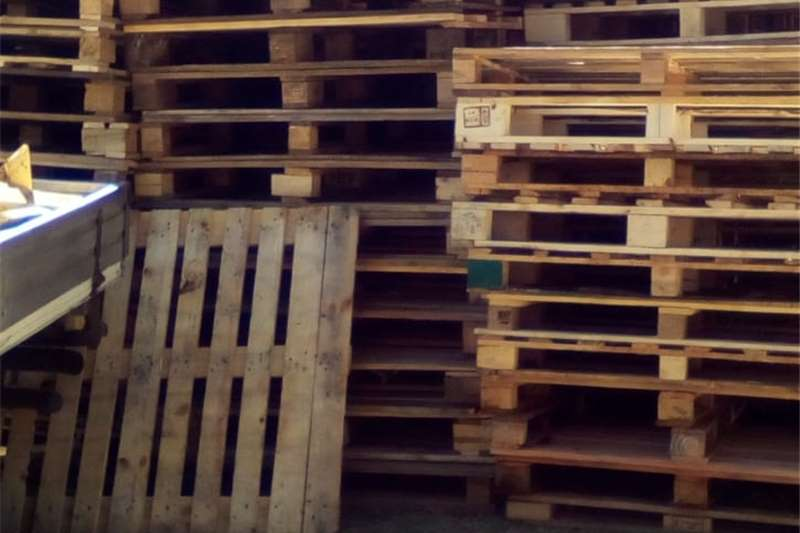 Pallets Used Wooden Pallets for sale Packhouse equipment