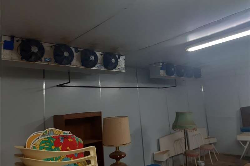 Refrigeration Koelkamer te koop Packhouse equipment