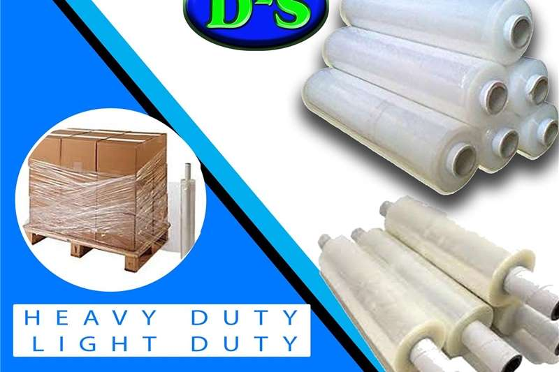 Packhouse equipment Strapping PALLET WRAPS