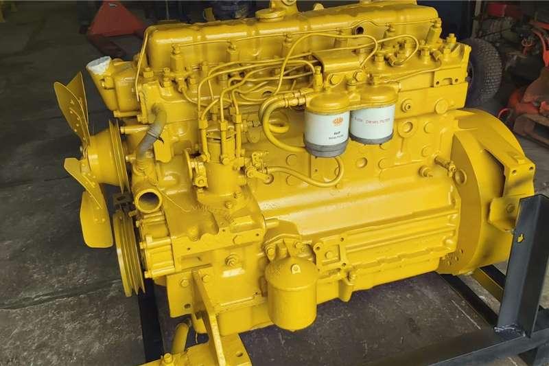 Perkins ADE 354 Engine