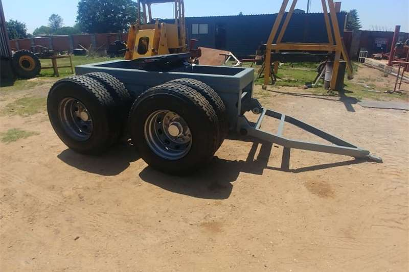 Petrol breaker Dolly Trailer for sale