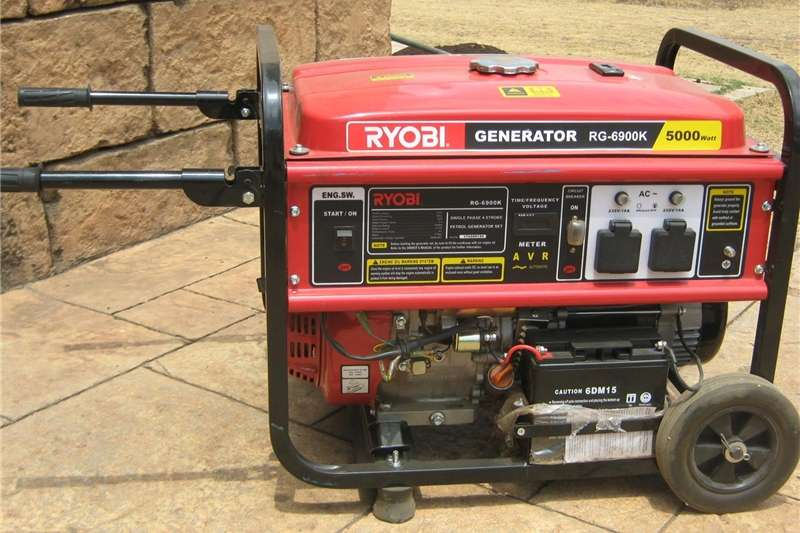 Petrol generator Generator for sale