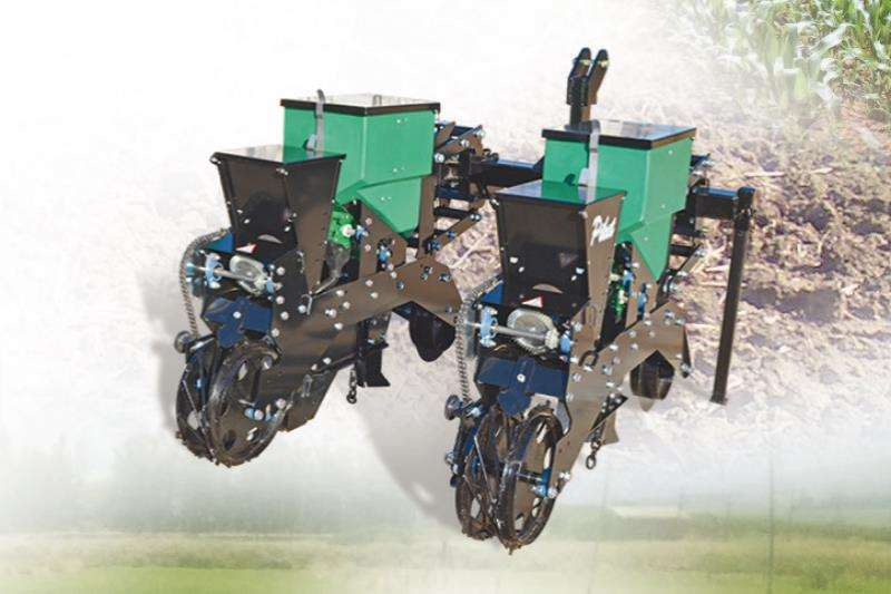 Piket Implements Machinery Farming ECONOMY NO TILL MAIZE PLANTER 2ROW 2019
