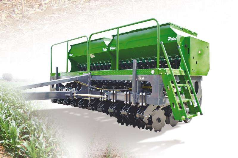 Piket Implements Machinery Farming HYDRAULIC NO TILL 20ROW 2019
