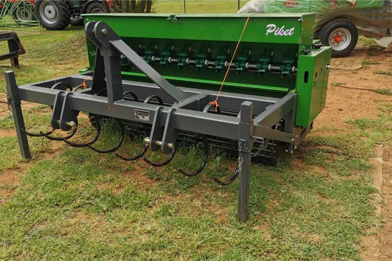 Piket Implements Planting and Seeding New Piket 1.2m Fine Seed Planter