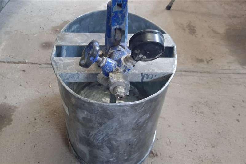 Pipeline Pressure Testing Pump