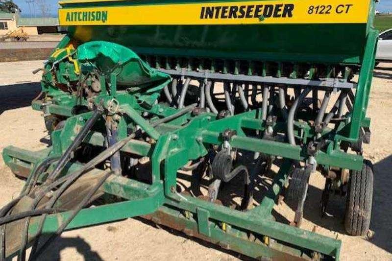 Planting and seeding 22 Row 136mm row soacing