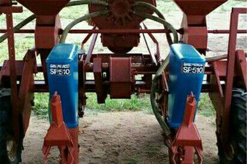 Box drills Planter te koop Planting and seeding equipment