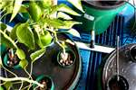 Drawn planters Hydroponics Farming Training Planting and seeding equipment
