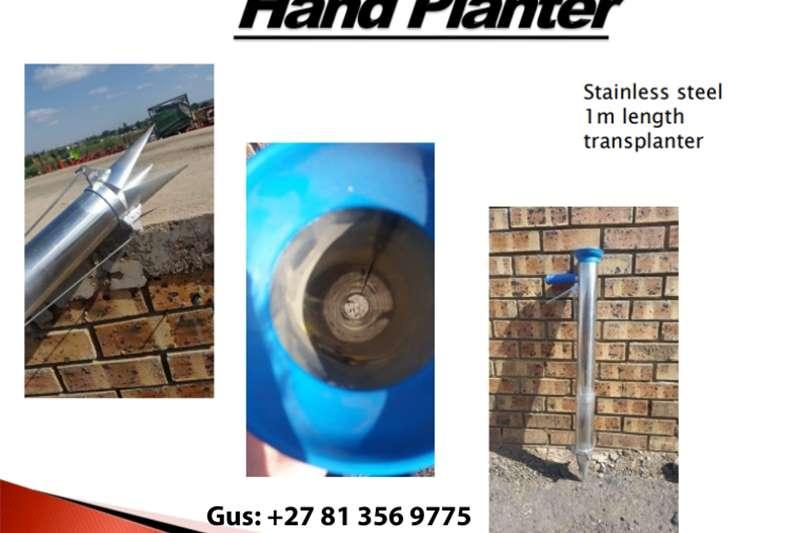No till planters Hand Planter Planting and seeding equipment