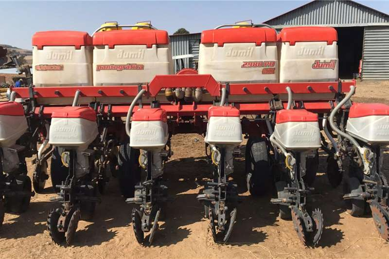 No till planters Jumil 2008 no till. 6ry .76cm Planting and seeding equipment
