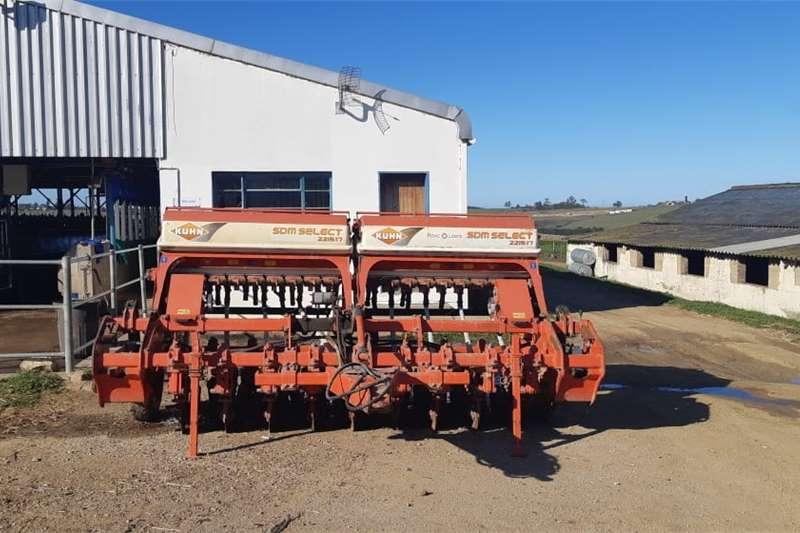 No till planters Kuhn notil planter Planting and seeding equipment