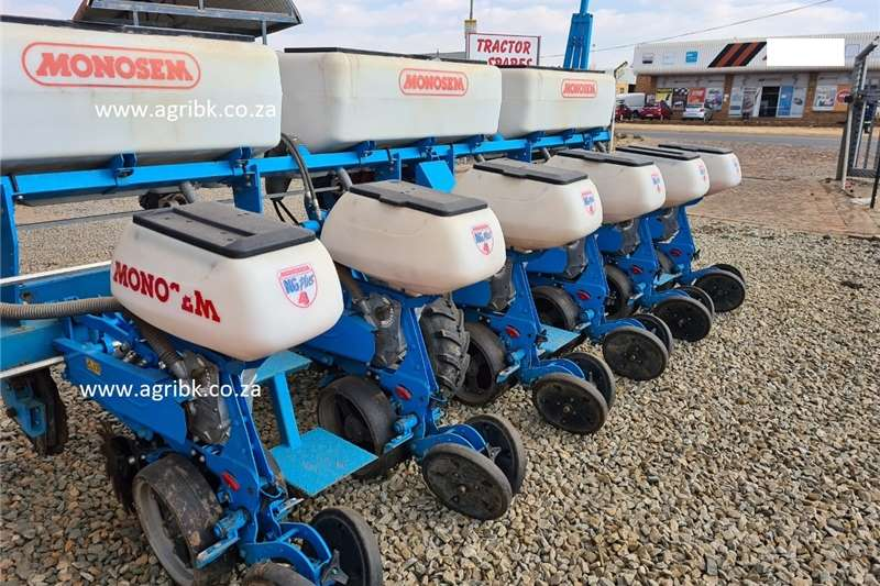 No till planters Monosem 6ry Planter Planting and seeding equipment