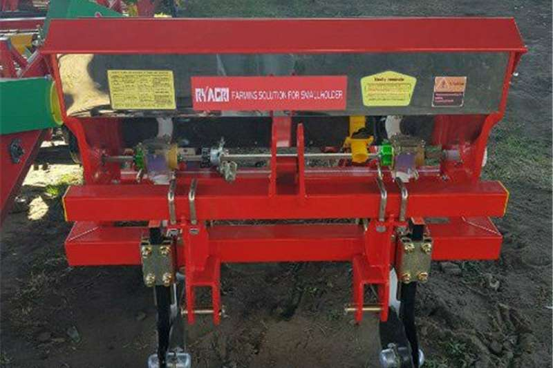 Row planters 2 row multicrop planter Planting and seeding equipment